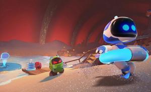 Astro Bot Rescue Mission: una aventura galáctica en realidad virtual