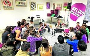 1.600 mujeres han pasado por la Escuela de Empoderamiento de Getxo en 15 años