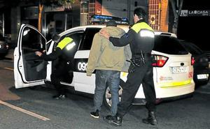 Detenidos en Bilbao con un kilo de cocaína en el estómago y 100 gramos en la vagina