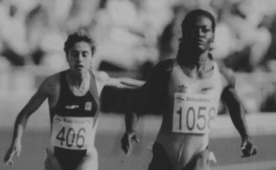 Cristina Castro, la atleta más rápida de euskadi