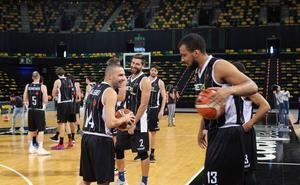 En directo: Bilbao Basket - Castelló