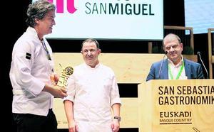 El zar de la ensaladilla rusa triunfa en Gastronomika