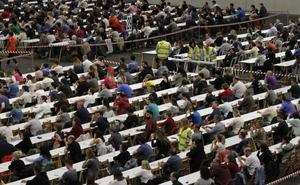 Osakidetza traslada a la Fiscalía los expedientes de 8 especialidades médicas por la sospecha de filtración de exámenes