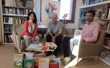 La biblioteca de Iurreta rinde tributo a la poeta Gloria Fuertes