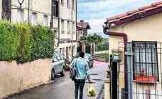 El 'okupa' muerto por asfixia llegó al bajo de Aretxabaleta «hace más de un mes»