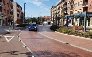 La calle Sabino Arana contará con el primer estacionamiento rotatorio gratuito de Berango