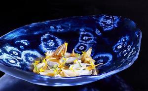 Una cena de Diez estrellas en Vitoria
