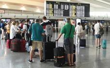 El tráfico del aeropuerto de Loiu crece casi un 10% en septiembre