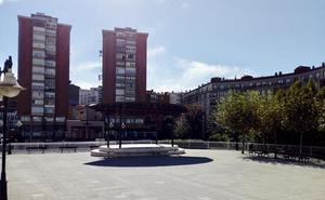 Los vecinos de Santurtzi elegirán la nueva cubierta de la plaza de Kabiezes