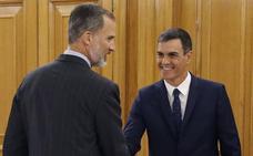 Pedro Sánchez anuncia medidas legales por la resolución del Parlament contra el Rey
