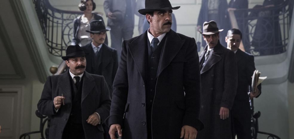 'La sombra de la ley', cine que busca espectáculo