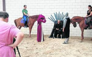 La conquista del trono de hierro