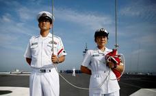 Marinas de guerra