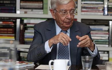 Homenaje a Rafael Ansón en el Zaldiaran