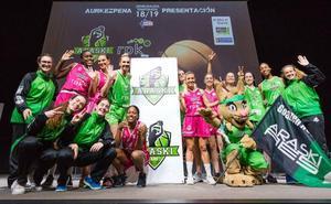 El compromiso de las diez jugadoras de Rpk Araski