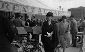 La reina María Cristina y las kokotxas