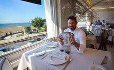 Un menú exclusivo en el Tamarises Izarra por sólo 38 € con Jantour