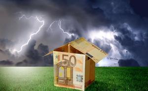 Euskadi no tiembla con la tormenta italiana