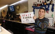 Un boleto de la bonoloto deja 146.586 euros en El Pilar en plenas fiestas del barrio