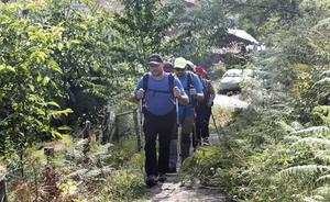 Markina pone en valor el Camino de Santiago que atraviesa la localidad