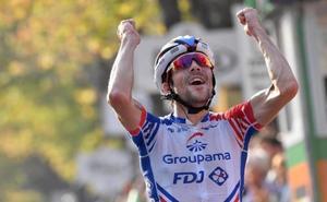 Pinot destrona a Nibali y gana el Giro de Lombardía