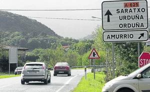 La Diputación de Álava hará realidad la variante de Saratxo en 2019