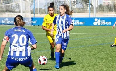 Alavés Gloriosas-Eibar, un duelo directo con el liderato en juego