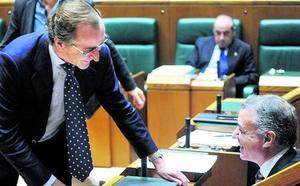 El Gobierno vasco mantiene su apuesta por acordar los Presupuestos con el PP