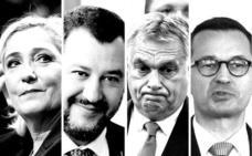 La extrema derecha se hace fuerte en Europa