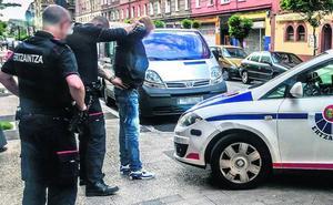 Una violencia desmesurada para robar el móvil