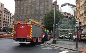 Un arrollamiento mortal obliga a interrumpir el servicio de metro durante una hora