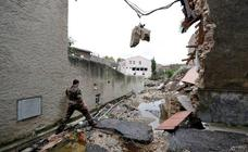 El huracán 'Leslie' deja 12 muertos en Francia