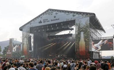 El BBK Live, nominado a 'Mejor Festival Extranjero' en los UK Festival Awards