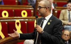 Miquel Buch, imputado por el referéndum del 1-O