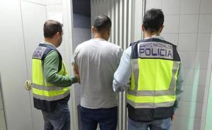 Perú solicita la extradición de un hombre detenido en Getxo por un atraco a mano armada