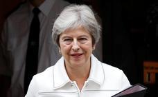 May desvela el bloqueo total de su 'Brexit'