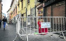Santo Domingo 40, sin vecinos un año después