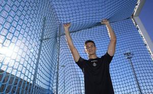 Matej Simic (Amorebieta): «Mi país vivió una locura con el Mundial»