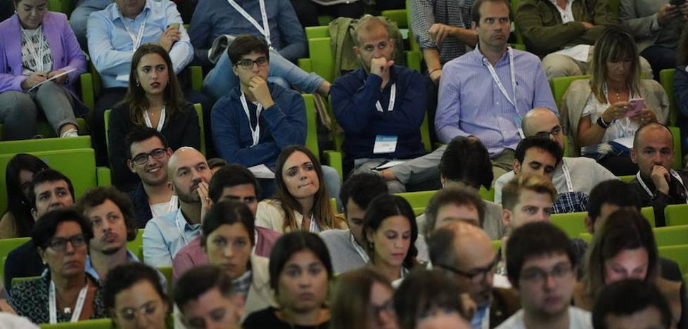 El talento y los inversores se citan en Euskadi en la gran feria de las 'startups'