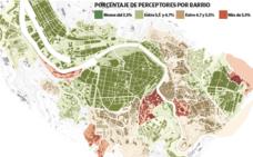 14.588 personas cobran la RGI en Bilbao, la cifra más baja desde 2009