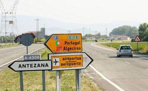 Álava mejorará los accesos a Foronda antes de fin de año
