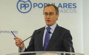 El PP vasco ve «casi imposible» apoyar los Presupuestos de Urkullu