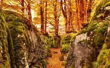 Ruta Sierra de Entzia: el muro de los navarros