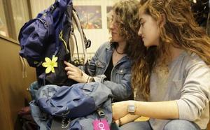 Mochilas de montaña para mujeres: «¿No será porque son rosas?»