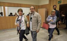 Dos de los mandos de la Ertzaintza procesados piden perdón a los padres de Cabacas