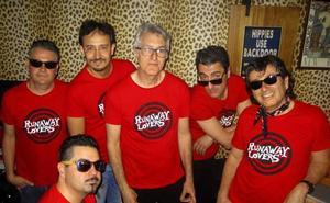 «Nos encanta inventarnos bailes», presumen Santiago Delgado y Los Runaway Lovers