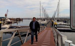 Continúa la reforma del puerto deportivo de Santurtzi