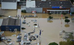 Viuda por el yihadismo y ahora huérfana por las inundaciones en Francia
