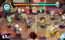 Final Boss Games llevará 'Super Dodgeball Beats' a la Indie Zone de Fun & Serious