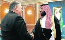 Riad busca una salida para el 'caso Khashoggi'